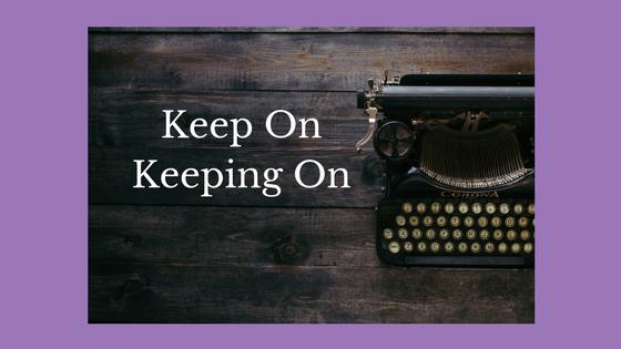 Keep On KeepingOn